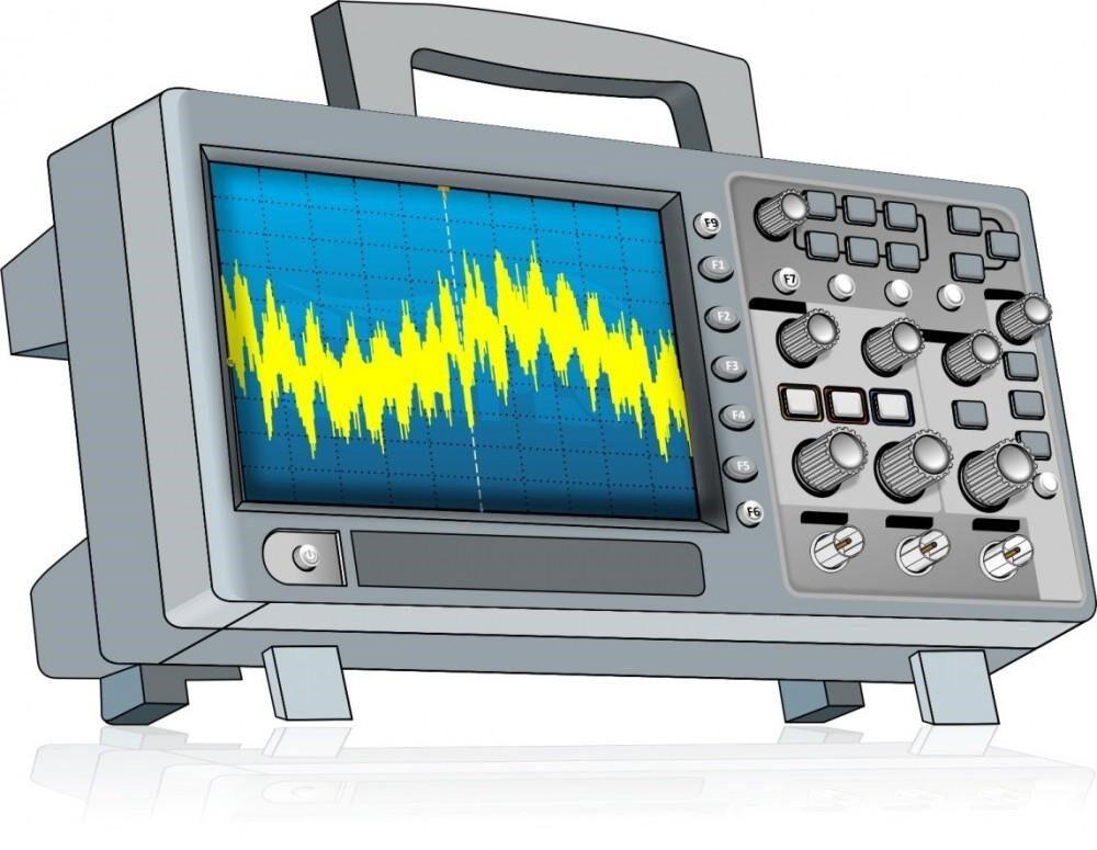 osciloscopio para mecanica