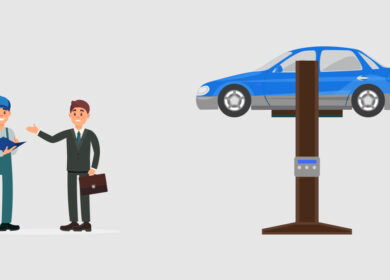 Ficha de cadastro de clientes para oficina mecânica