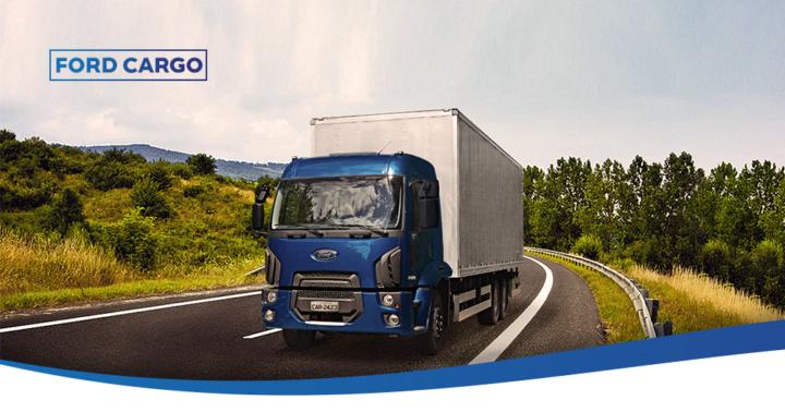 Manuais Ford Cargo atualizados em peso