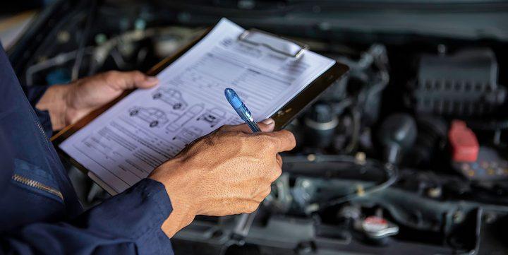 Checklist para oficinas: entrada e saída de veículos com segurança