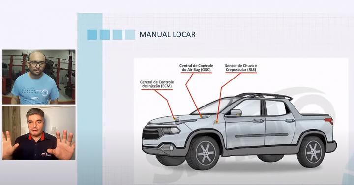 Curso de airbag gratuito: como funciona e como repará-lo
